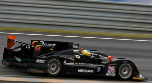 Nissan Powers Throught Le Mans Preparations