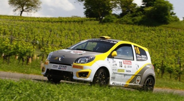 the Rallye de France Alsace is an event with a unique appeal for both young and local drivers