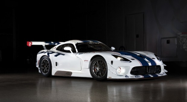 Riley Technologies Continues Preparation of Viper GT3-R for 2014 Debut