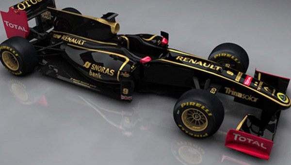 Lotus F1 Team and Renault Sport f1 confirm partnership