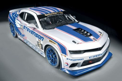 Camaro Z/28.R Sends Historic Name Back to the Track