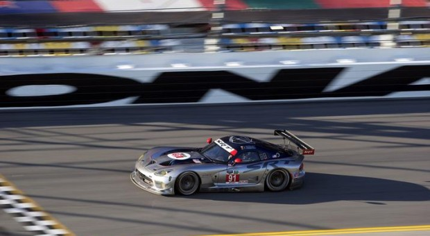 SRT Motorsports Eight-Hour Race Report – Rolex 24 At Daytona International Speedway