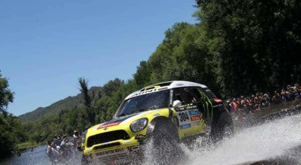 Dakar 2014: Joan Roma claims second day victory in the MINI ALL4 Racing