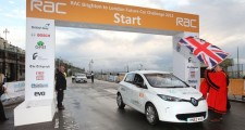 Victory for Renault ZOE on the 2014 'Rallye Monte-Carlo ZENN'