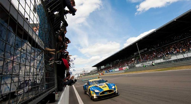 Aston Martin @ Nürburgring: Top five finish for Aston Martin in Nürburgring 24 Hours
