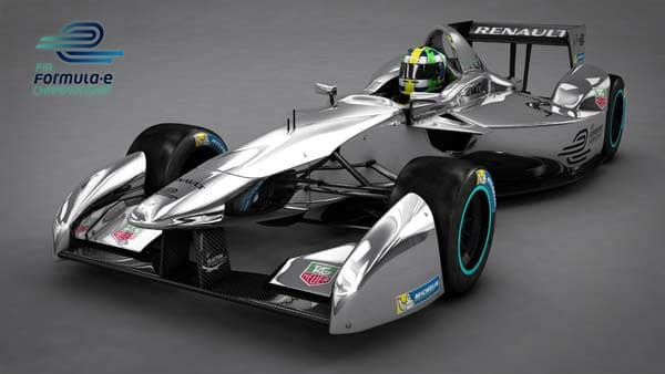 FIA Formula E championship: Renault to be title sponsor of e.dams-Renault