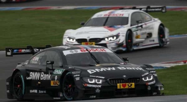 BMW Motorsport and Wittmann poised to pounce: DTM leader starts from seventh at the Lausitzring