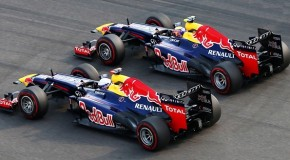Infiniti Red Bull Racing's Daniel Ricciardo showed good performance to race to a strong fifth in today's Italian Grand Prix