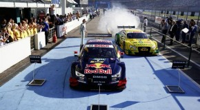 Audi is best manufacturer in the 2014 DTM