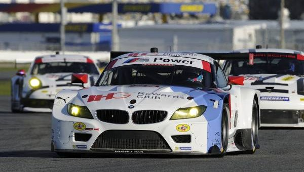 BMW Rally Team RLL launches 2015 USCC campaign in Daytona