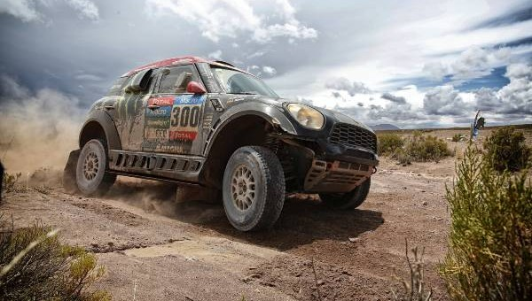 2015 Dakar Rally: Nasser Al-Attiyah defends his lead in the overall classification ahead of the rest day