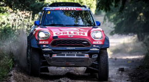 Three MINI John Cooper Works Rally to compete at Rallye du Maroc