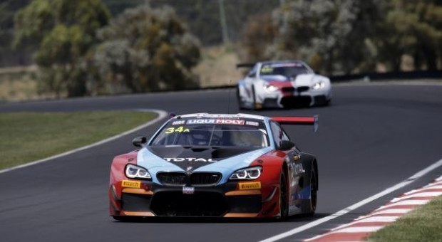 Best-placed BMW starts the Nürburgring 24 Hours from 13th place