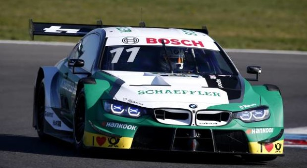 BMW Motorsport completes final test ahead of 2019 DTM