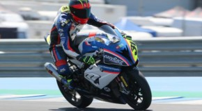 Season-opener for BMW racers in the Spanish Superbike Championship