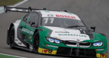 BMW Motorsport and the DTM go racing at Zolder