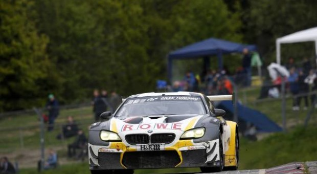 6 BMW M6 GT3s and competitive drivers want to record top results in the 'Green Hell'