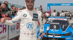 Impressive second place for Philipp Eng in Sunday's race at Misano