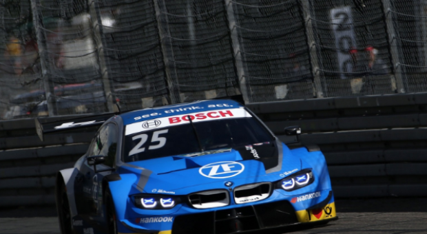 M4 DTM at the 'Cathedral of Speed': DTM debut at 'TT Circuit Assen