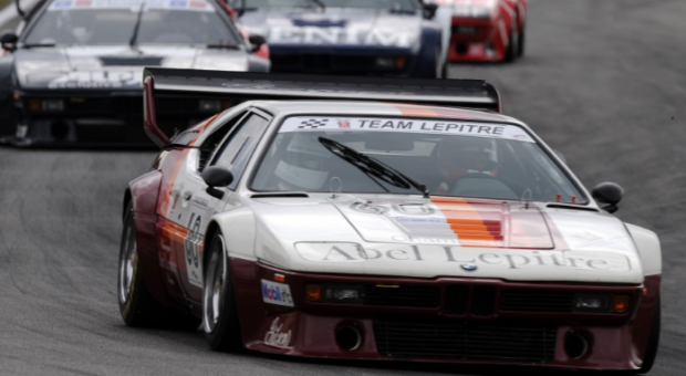 BMW M1 Procar Revival at the Norisring