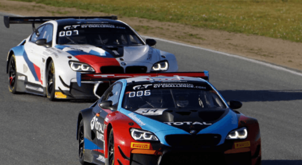 Eng best-placed BMW driver in eighth place at Sunday's Nürburgring race