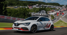 The new MEGANE R.S TROPHY-R: New record at Spa-Francorchamps in R.S. Days