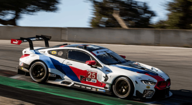 BMW aims to end the IMSA season on a high at Petit Le Mans