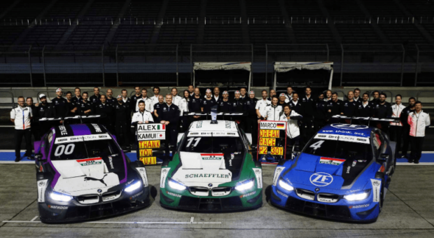 Birthday podium in action-packed 'Dream Race': Marco Wittmann takes second place for BMW at Fuji