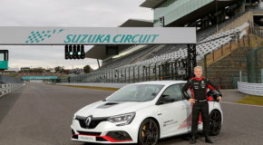 The new MEGANE R.S TROPHY-R: New record on the Suzuka circuit