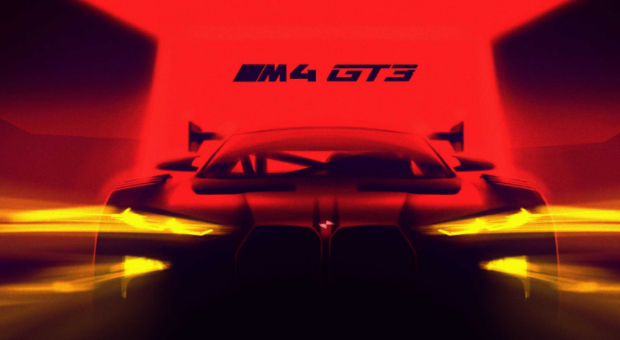 The BMW M4 GT3