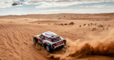 Carlos Sainz (ESP) and his co-driver Lucas Cruz (ESP) have won the Rally Dakar
