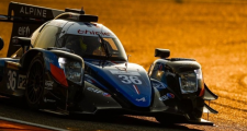 Signatech Alpine Elf has number 3 in its sights!
