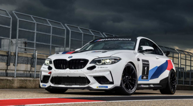 New car for successful platform: BMW M2 CS Racing