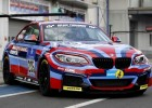 Special livery for the BMW M235i Racing at the Nürburgring