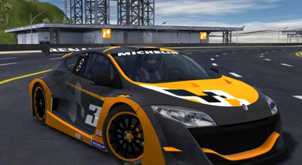 The Renault Sport Trophy: a new and simply spectacular race car