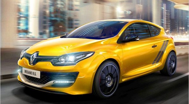 Megane RS 275 Trophy R sets a new Nurburgring record