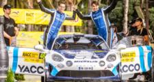 Alpine A110 Rally claims its first international title on RallyRACC – Rally de España